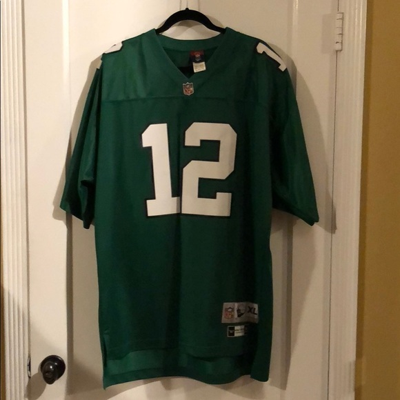 sports shoes 051ea eb340 XL Randall Cunningham Throwback Jersey 1990